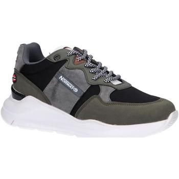 Sapatos Homem Multi-desportos Geographical Norway GNM19025 Verde