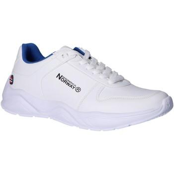 Sapatos Homem Multi-desportos Geographical Norway GNM19003 Blanco
