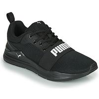 Sapatos Homem Sapatilhas Puma PUMA WIRED RUN Preto