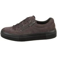 Sapatos Mulher Sapatilhas Legero Lima Preto, Castanho