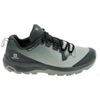 Sapatos Homem Sapatos de caminhada Salomon Vaya GTX Gris Cinza