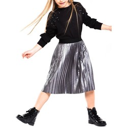 Textil Rapariga Shorts / Bermudas Mayoral  Gris