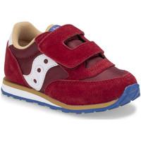 Sapatos Rapaz Sapatilhas Saucony - Baby jazz bordeaux SL263370 BORDEAUX