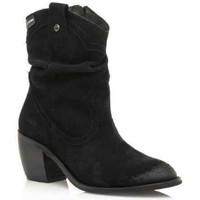 Sapatos Mulher Botins MTNG 58760N Preto