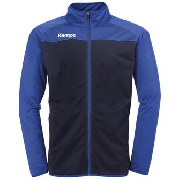 Textil Rapaz Casacos fato de treino Kempa Veste  Prime Poly bleu marine/bleu royal