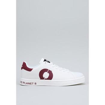 Sapatos Mulher Sapatilhas Ecoalf SANDFORD Vermelho