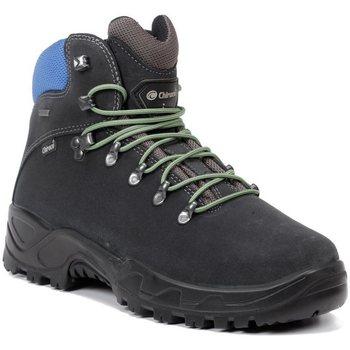 Sapatos Homem Sapatos de caminhada Chiruca Botas  Xacobeo 23 Gore-Tex Cinza