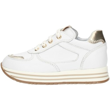 Sapatos Rapariga Sapatilhas de cano-alto Nero Giardini I021525F Branco
