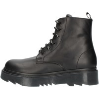 Sapatos Rapariga Botas Nero Giardini I031791F Preto