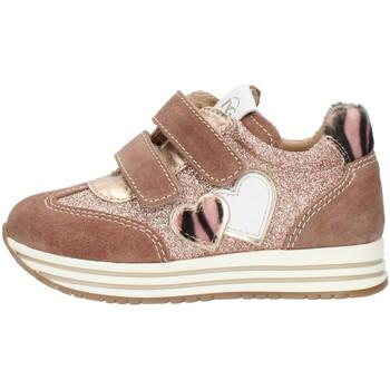 Sapatos Rapariga Sapatilhas NeroGiardini I021520F Rosa