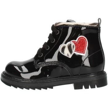 Sapatos Rapariga Botins Nero Giardini I021502F Preto