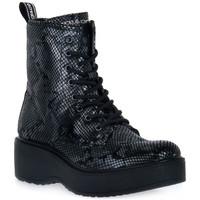 Sapatos Mulher Botas baixas IgI&CO GAIA NERO Nero