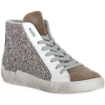 Sapatos Mulher Sapatilhas de cano-alto At Go GO CALIFORNIA TORTORA Beige