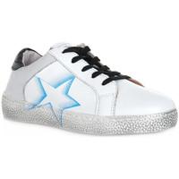 Sapatos Rapaz Sapatilhas Grunland BIANCO TADO Bianco