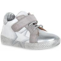 Sapatos Rapaz Sapatilhas Grunland BIANCO NOON Bianco
