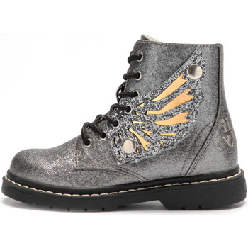 Sapatos Rapaz Botas baixas Lelli Kelly - Ali di fata grigio LK 5546 GRIGIO