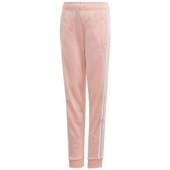 Textil Rapariga Calças de treino adidas Originals Sst Trackpant Cor-de-rosa