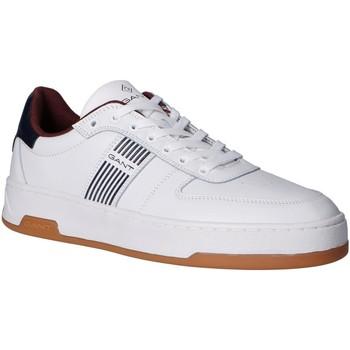 Sapatos Homem Multi-desportos Gant 21631880 SAINT-BRO Blanco