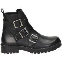 Sapatos Mulher Botins Chacal BOTINES  5271 MODA JOVEN NEGRO Noir