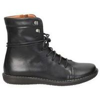 Sapatos Mulher Botins Chacal BOTINES  5212 MODA JOVEN NEGRO Noir