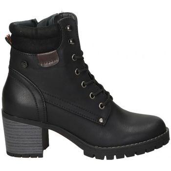 Sapatos Mulher Botins Deity BOTINES  YQB16501 MODA JOVEN NEGRO Noir