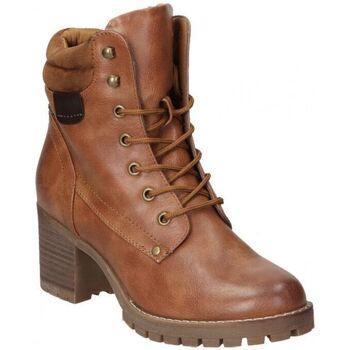 Sapatos Mulher Botins Deity BOTINES  YQB16501 MODA JOVEN CUERO Marron