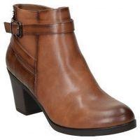 Sapatos Mulher Botins Deity BOTINES  YSY18505 SEÑORA CUERO Marron