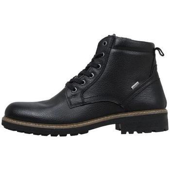 Sapatos Homem Botas baixas Imac 602769 Preto