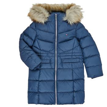 Textil Rapariga Quispos Tommy Hilfiger KG0KG05397-C87-C Marinho