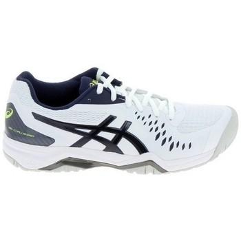 Sapatos Homem Sapatilhas de ténis Asics Gel Challenger 12 Blanc Noir Branco