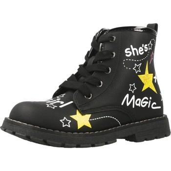 Sapatos Rapariga Botas Chicco COLLES Preto