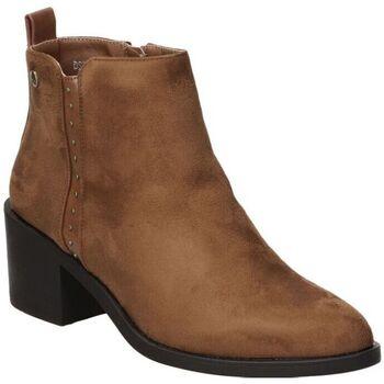 Sapatos Mulher Botins D'angela BOTINES  DSY18005 MODA JOVEN TABACO Marron