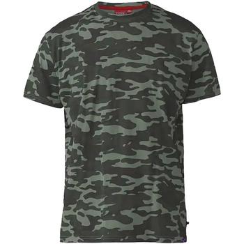 Textil Homem T-Shirt mangas curtas Duke  Selva