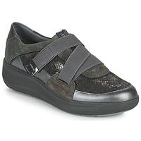 Sapatos Mulher Sapatilhas Stonefly ROCK 11 Cinza