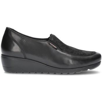 Sapatos Mulher Richelieu Mephisto MOBILS BERTRANE MOCCASINS PRETO