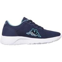 Sapatos Mulher Sapatilhas Kappa Tunes W Azul marinho