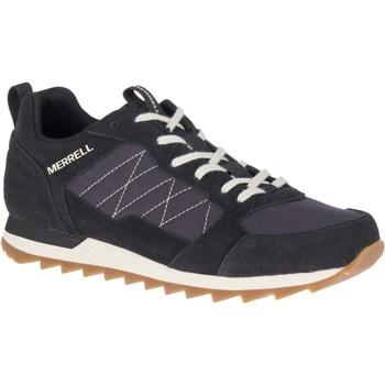 Sapatos Homem Sapatilhas Merrell Alpine Grafite