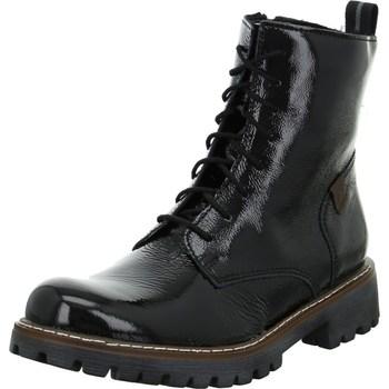 Sapatos Mulher Botins Josef Seibel Marta 02 Preto