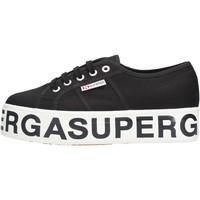 Sapatos Mulher Sapatilhas Superga - Sneaker nero S00FJ80 2790 999 NERO
