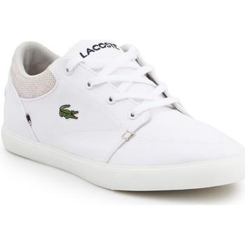 Sapatos Homem Sapatilhas Lacoste Bayliss 218 7-35CAM001083J white