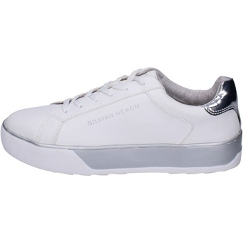 Sapatos Rapariga Sapatilhas Silvian Heach Sneakers BK491 Branco