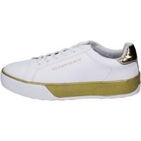 Sapatos Rapariga Sapatilhas Silvian Heach Sneakers BK492 Branco