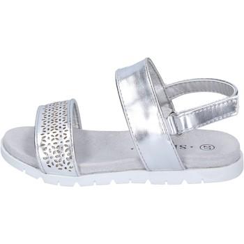 Sapatos Rapariga Sandálias Sprox Sandálias BK501 Prata