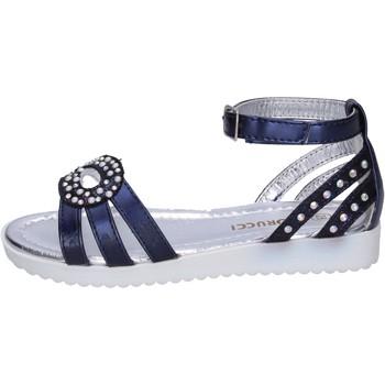 Sapatos Rapariga Sandálias Fiorucci BK505 Azul