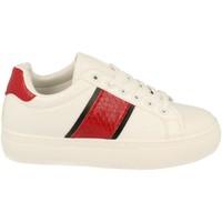 Sapatos Mulher Sapatilhas Buonarotti 1AD-0435 Blanco