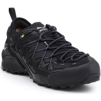 Sapatos Homem Sapatos de caminhada Salewa MS Wildfire Edge GTX 61375-0971 black