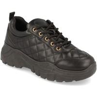 Sapatos Mulher Sapatilhas Buonarotti 1AD-0449 Negro