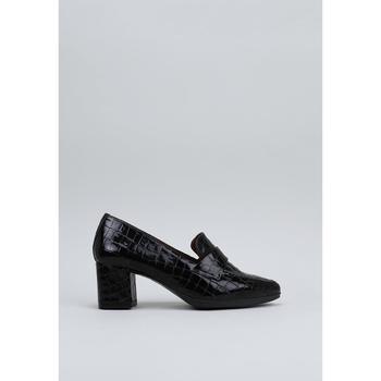 Sapatos Mulher Escarpim Sandra Fontan  Preto