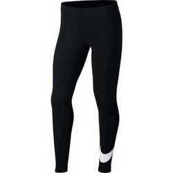 Textil Rapariga Calças Nike Swoosh Preto