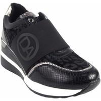 Sapatos Mulher Sapatilhas D'angela Sapato de senhora  18031 dbd preto Preto